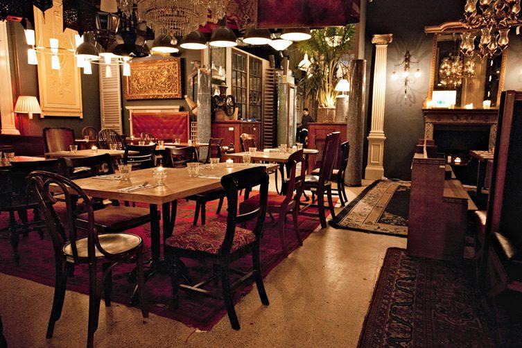 Brunswick House Cafe