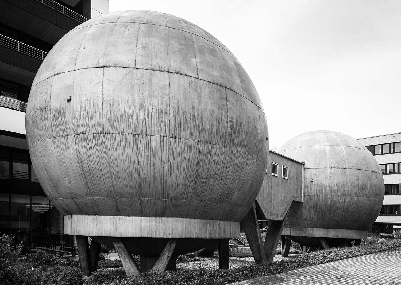 Isothermische Kugellabore, Horst Welser, 1959-61
