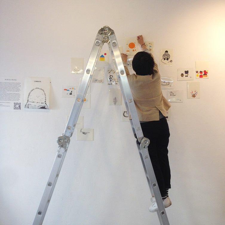Bubi Au Yeung at Pictoplasma 2014