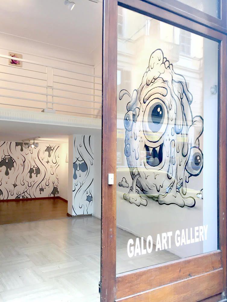 Galo Art Gallery Turin Italy