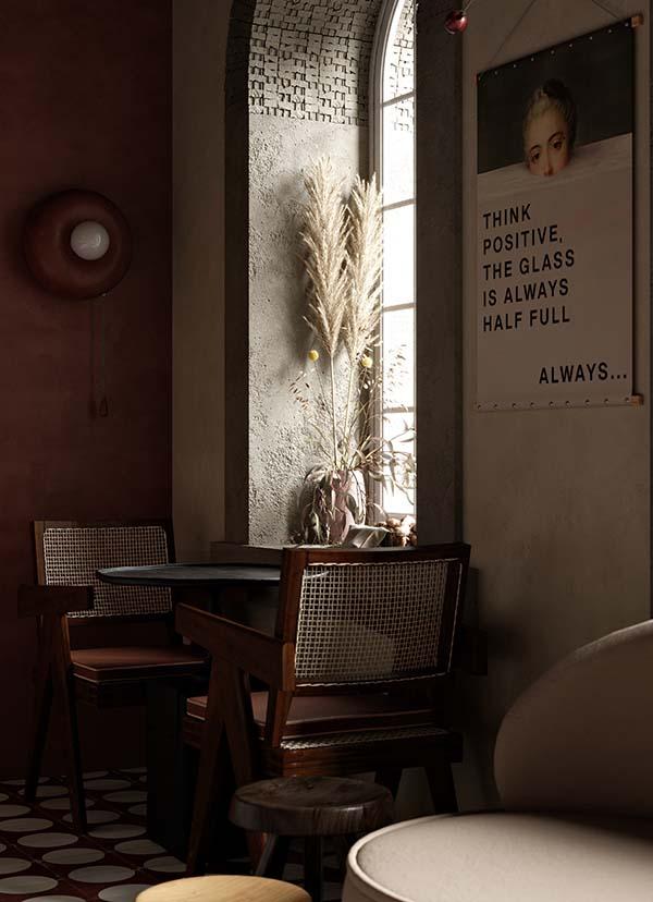 Budapest Bar Designed by Roman Plyus