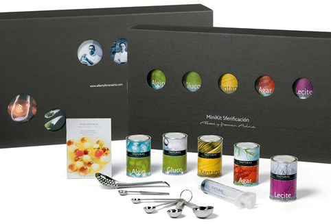 Sferification Kits by El Bulli
