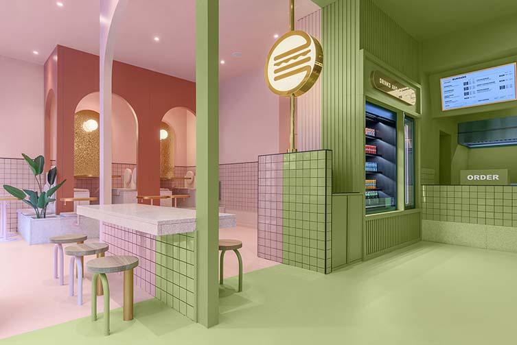 Bun Burgers Turin