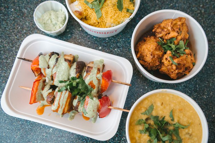Bundobust Manchester Indian Street Food