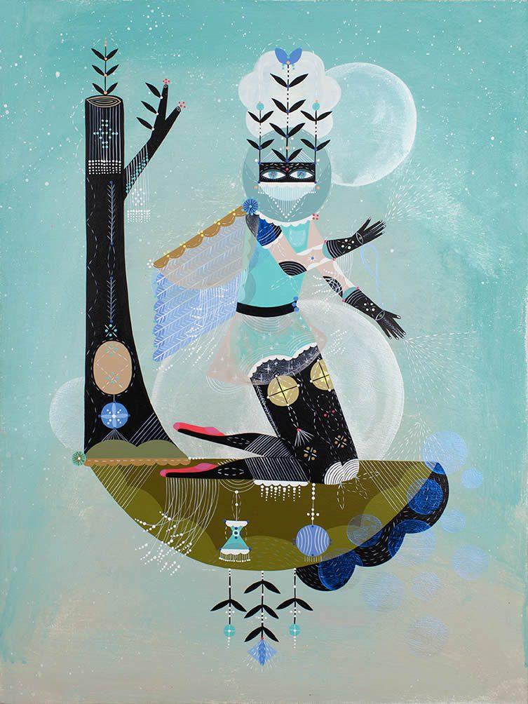 Bunnie Reiss, Space Angels