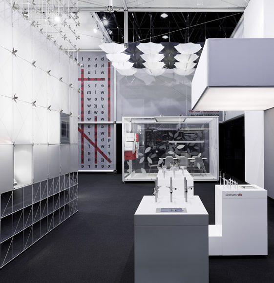 Burkhardt Leitner Exhibition Stand