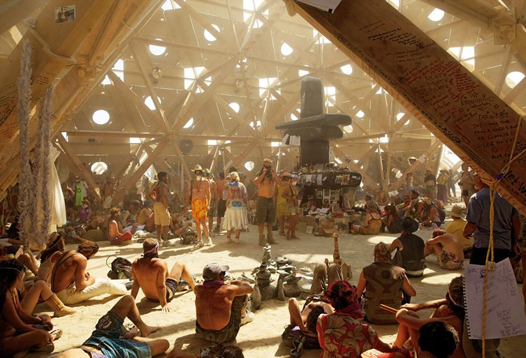 The Art of Burning Man