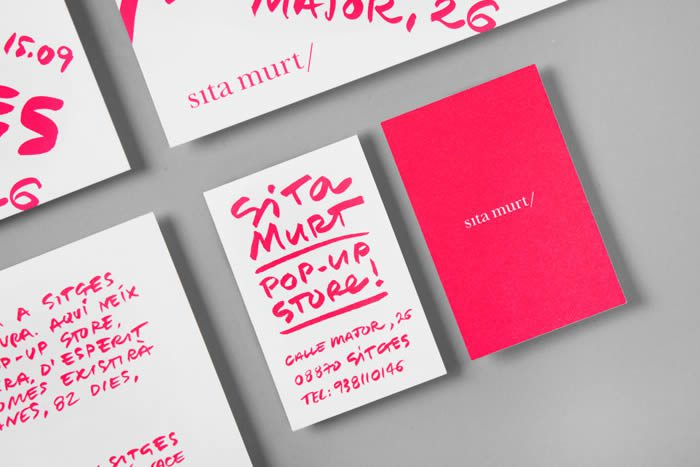 Sita Murt Pop-Up