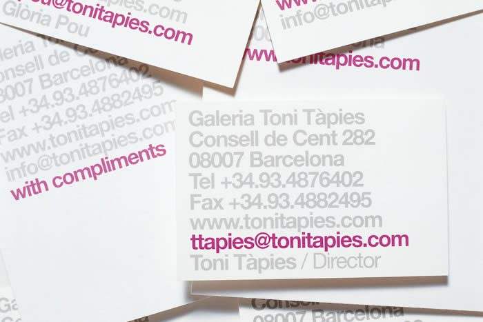 Galería Toni Tàpies