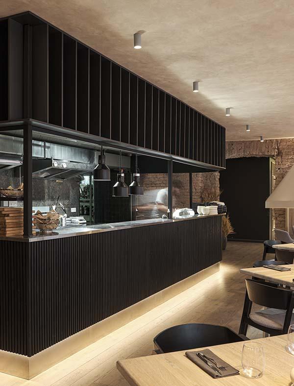 Butcher House St. Petersburg Restaurant Designed by MODGI Group