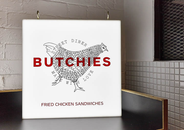 Butchies London Fried Chicken