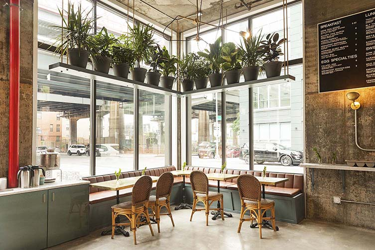 Butler Brooklyn, Williamsburg Café by Ryan Butler Expands to Dumbo