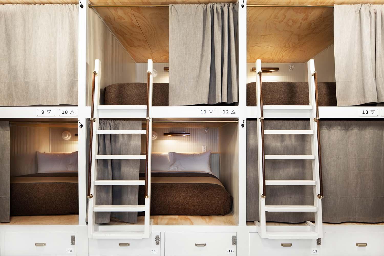 Cache House Jackson Hole Design Hostel by Anvil Hotel