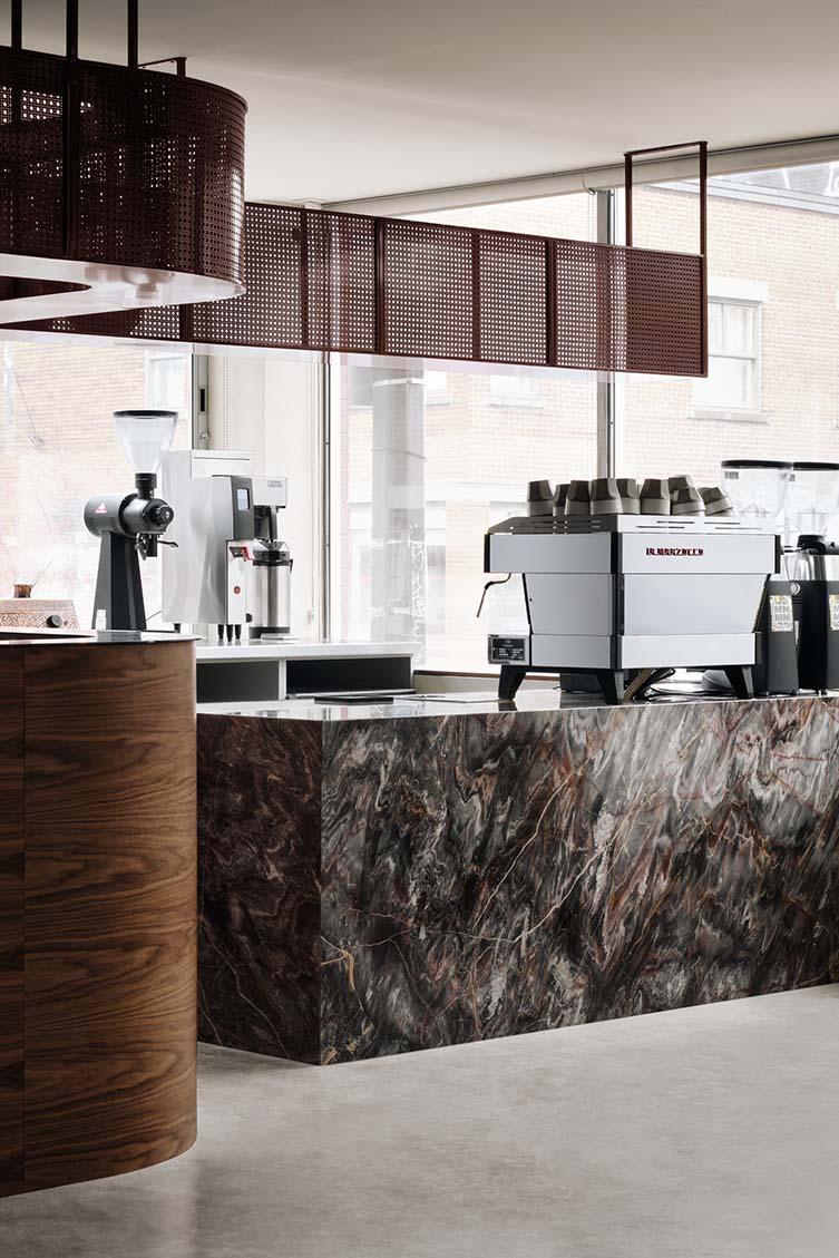 Café Chez Teta Montreal