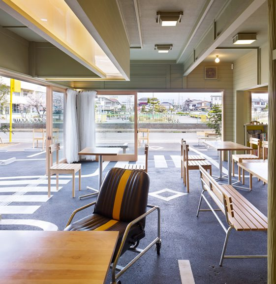 cafe / day; Numazu City, Japan