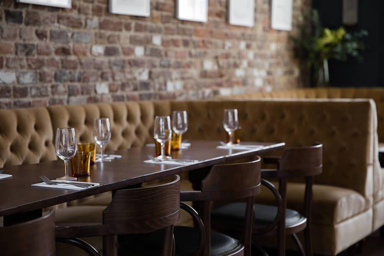Cafe Hampstead London