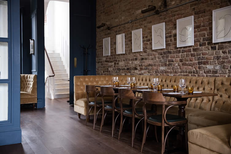 Café Hampstead Rosslyn Hill London: Cafe Hampstead London Restaurant