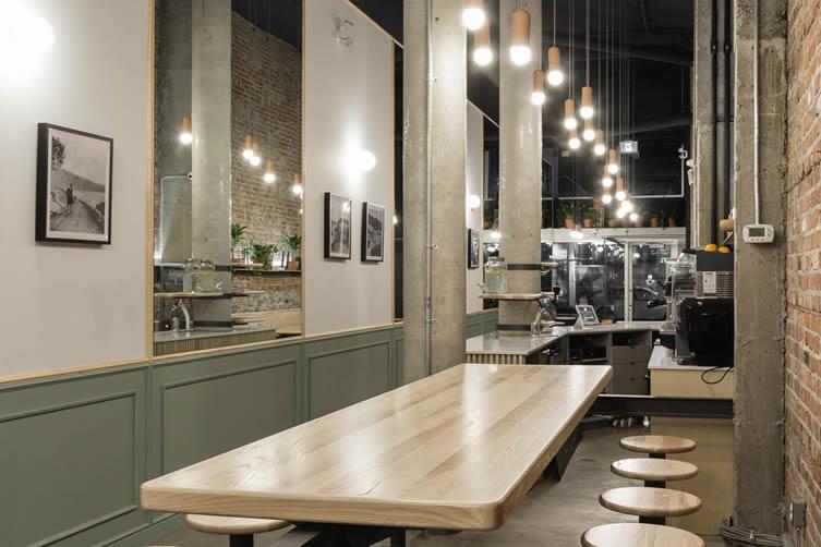 Jouney, Montreal St. Catherine Street Lebanese and Mediterranean Restaurant