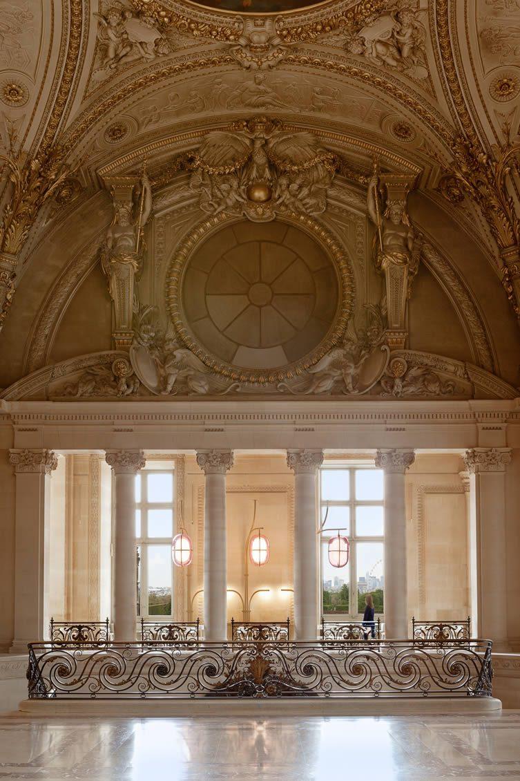 Café Mollien Louvre Museum