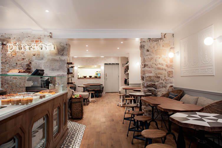 Café Pinson — Paris