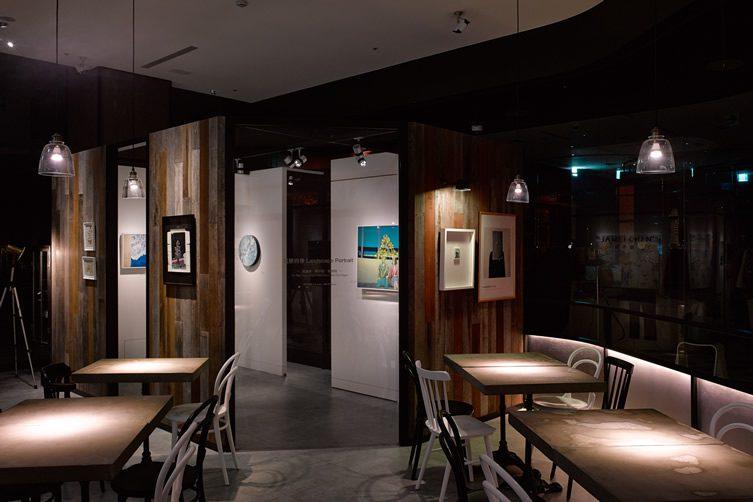 Café Showroom — Songshan Cultural and Creative Park, Taipei