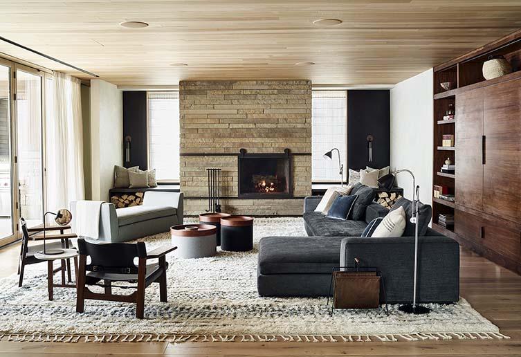 Caldera House Jackson Hole Mountain Resort Luxury Hotel, Teton Village Ski Lodge