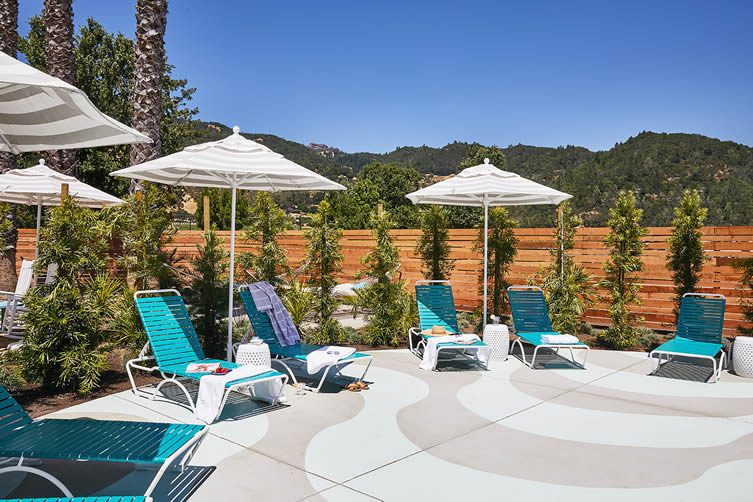 Napa Valley Design Hotel, Calistoga