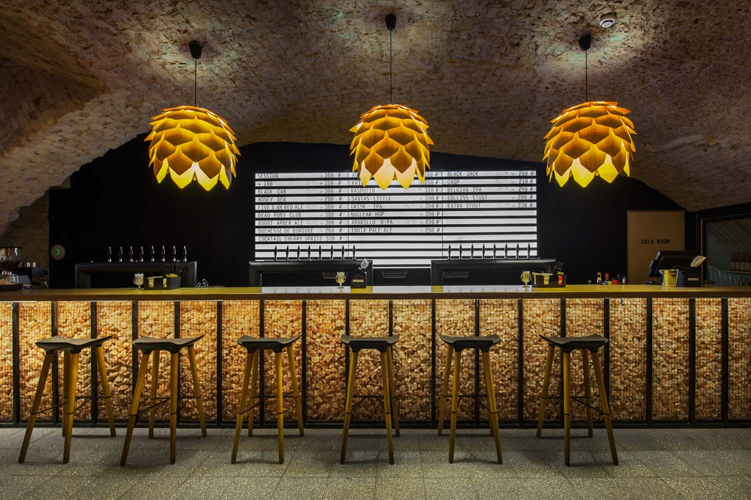 Parka Bar Craft Beer Bar by Archpoint Design