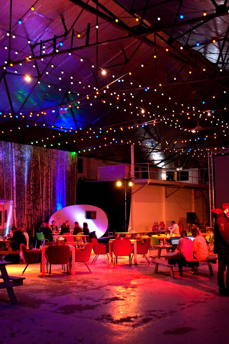 Camp and Furnace, Liverpool