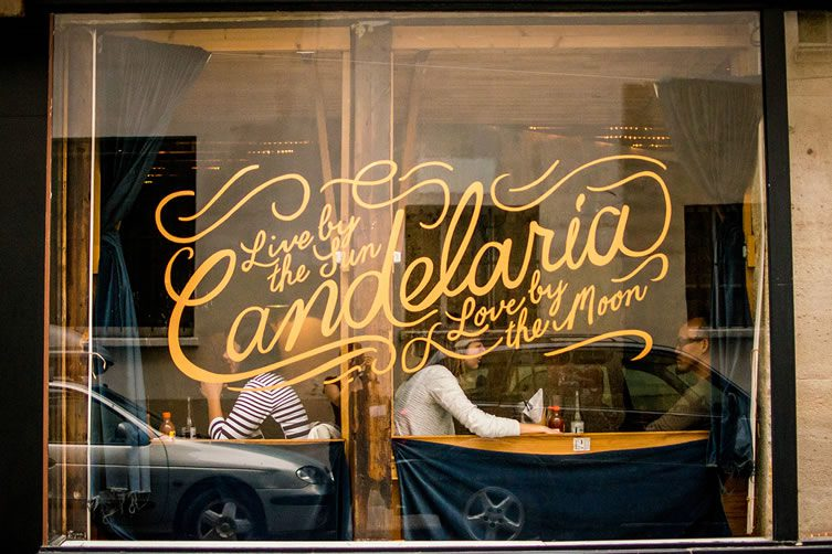 Candelaria Paris Mexican Restaurant By Quixotic Projects