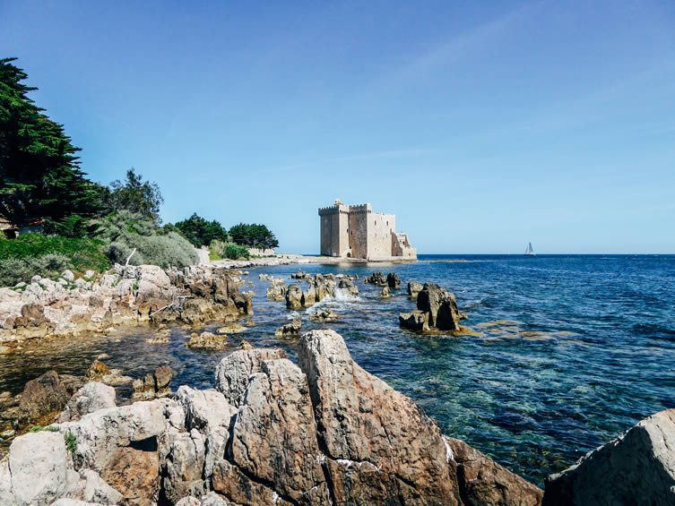 Îles Saint-Honorat
