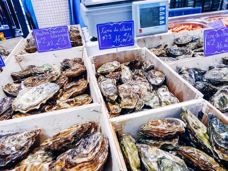 Forville Market, Le Suquet