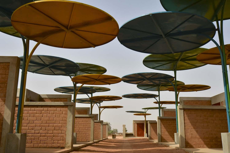 Regional Market Dandaji, Niger, Atelier Masōmī