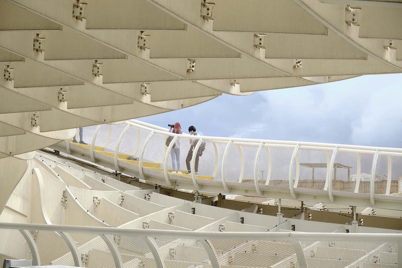 Metropol Parasol, Seville, J. MAYER H