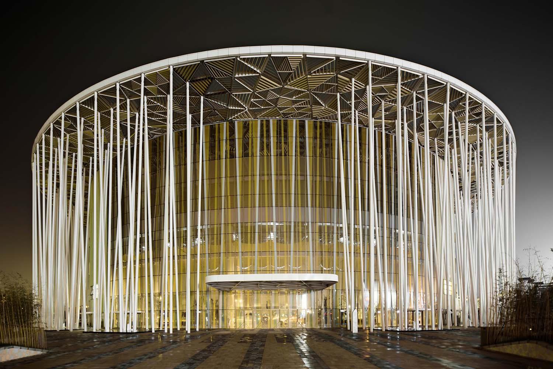 Wuxi Taihu Show Theatre, Steven Chilton Architects