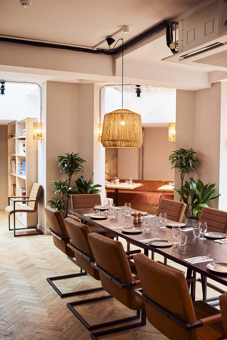 Caravan Restaurants London
