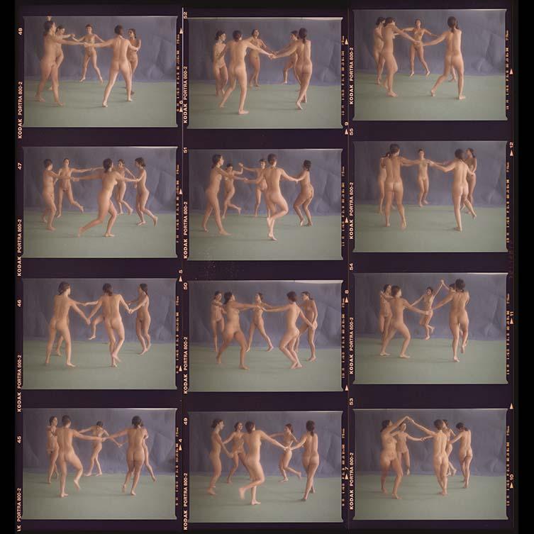 Carlota Guerrero, La danse, personal project, 2016