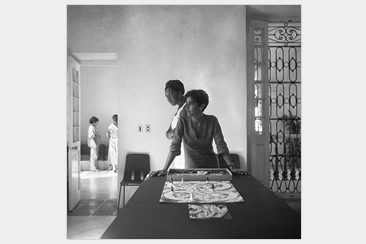 Carrie Mae Weems at Pippy Houldsworth Gallery, London
