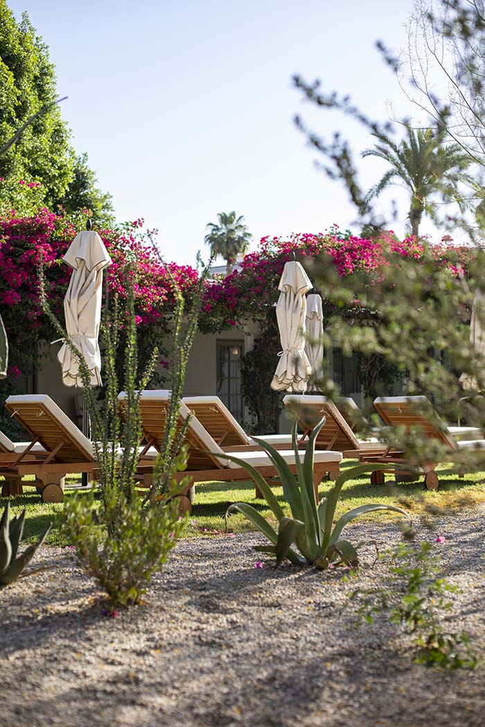 Palm Springs Bed and Breakfast Hotel