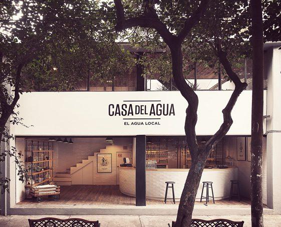 Casa Del Agua, Mexico City
