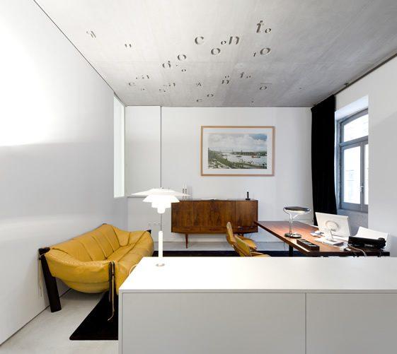 6 Top Interior Design Projects From Porto Portugal: Casa Do Conto