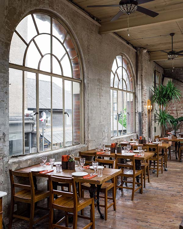 Casa do Frango London Bridge, Southwark Street Portuguese Restaurant by A-nrd Studio