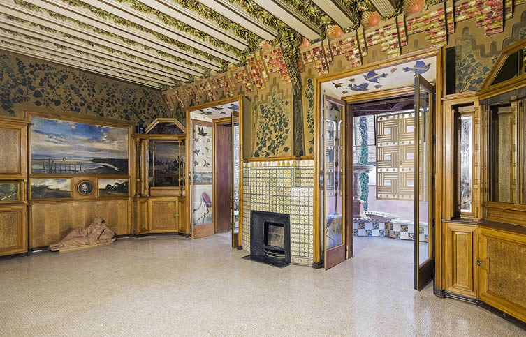 Casa Vicens, Barcelona: Antoni Gaudi's First House