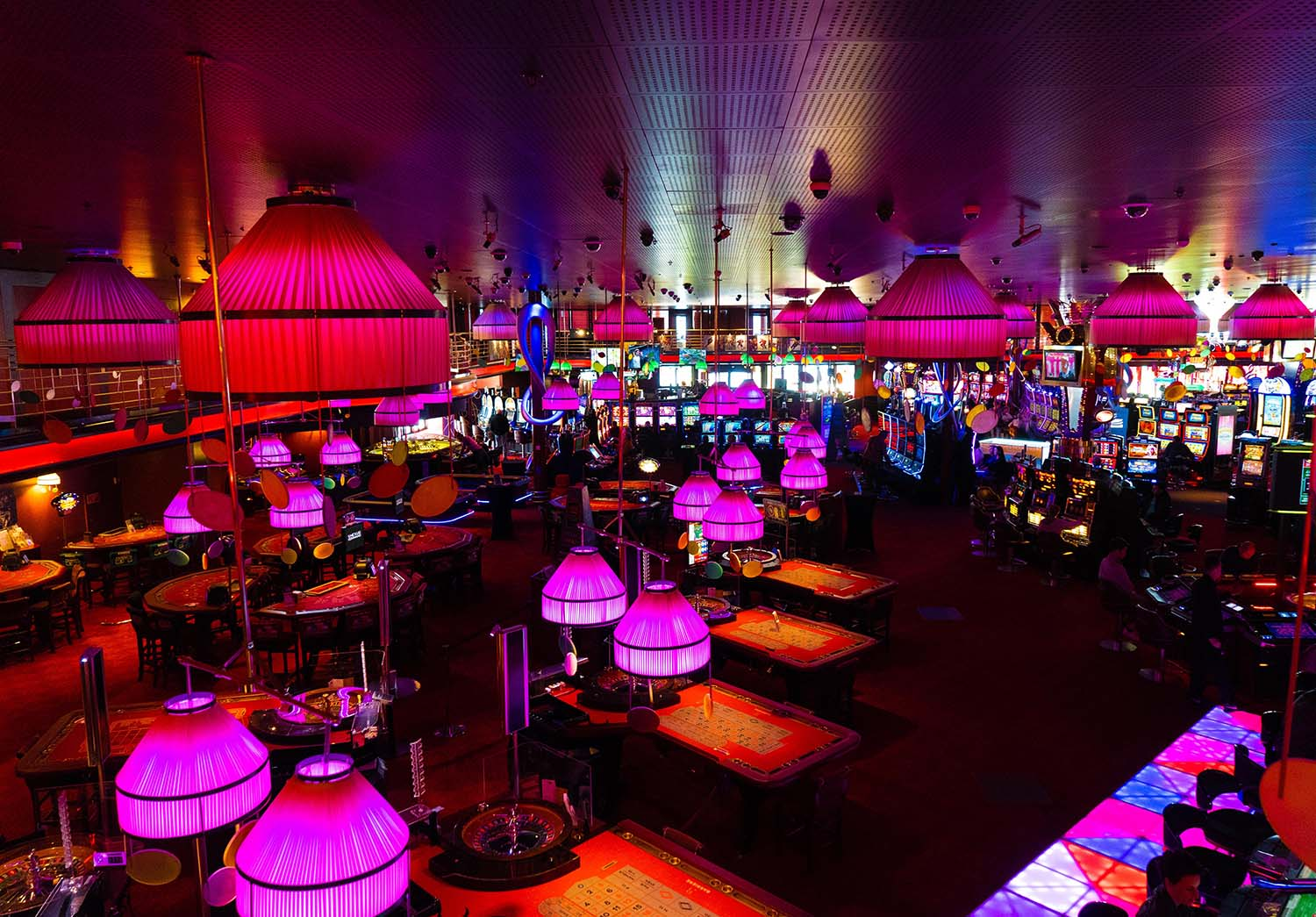 Casino Design Psychology: Planned to Spend
