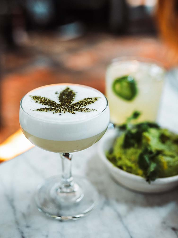 From wellness to cocktails, even designer 'head shops', the stigma surrounding cannabis is subsiding, and its life-changing benefits are reaching a new audience