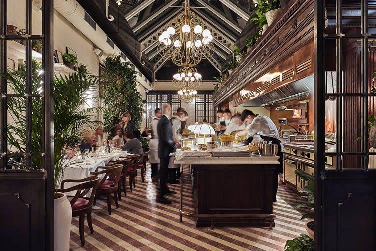 Cecconi S Soho House Barcelona Italian Restaurant Barcelona
