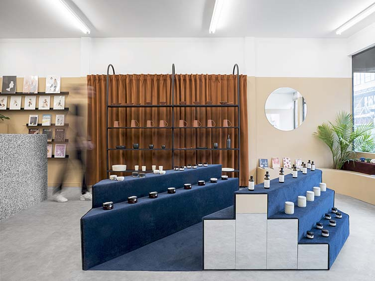 C'est Beau Montreal Design Shop at 300 Rue Beaubien E Created by IVYSTUDIO