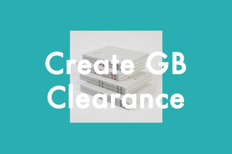 Create GB Clearance