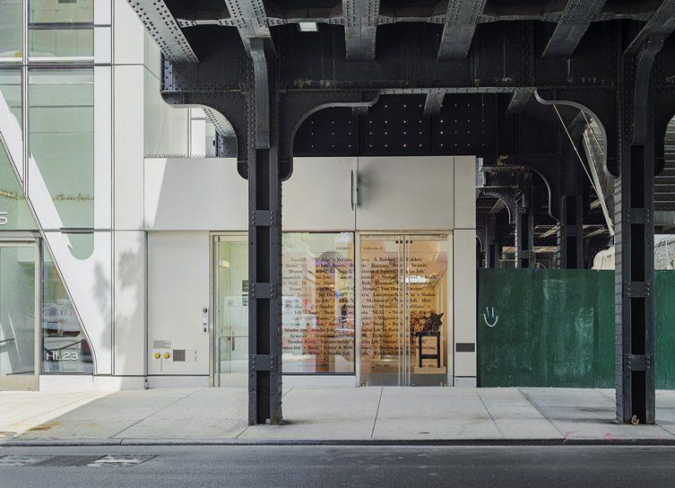 Chamber — New York