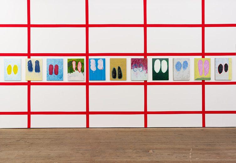Charlie Billingham — Tender at Ceri Hand Gallery, London